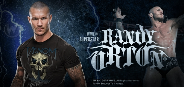 WWE� Superstar Randy Orton� Coming to Chicago!