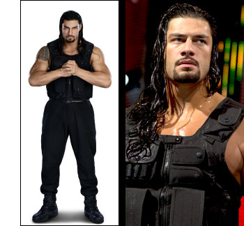 WWE� Superstar <br>Roman Reigns�