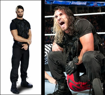 WWE� Superstar <br>Seth Rollins�