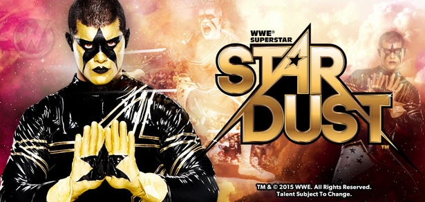 WWE� Superstar Stardust� Coming to Richmond!