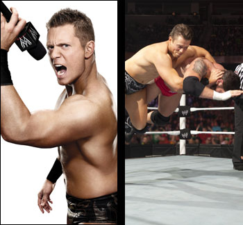 WWE� Superstar <br>The Miz�