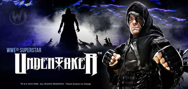 WWE� Superstar Undertaker� To Attend Wizard World Comic Con Tulsa, Saturday, October 24