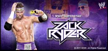 WWE� Superstar Zack Ryder� Coming to New Orleans Comic Con!