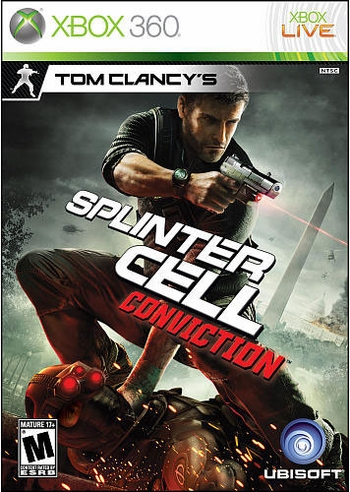 XBOX�s TOM CLANCY'S SPLINTER CELL RAIDS TORONTO COMIC CON WITH EXCLUSIVE FIRST-LOOK DEMO
