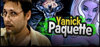 Yanick Paquette, <i>Batman Inc.</i>, Joins the Wizard World Comic Con Tour!