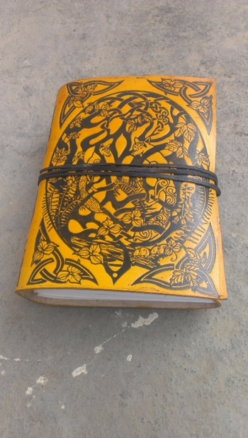 <i>Yellow</i> Chicago Comic Con Exclusive Journal by Poetic Earth<br> Between $45-60