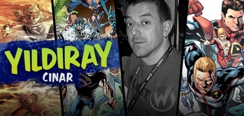 Yildiray Cinar, <i>The Fury of Firestorm</i>, Coming to Philadelphia Comic Con!