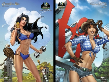 Zenescope Entertainment Brings Age of Darkness Tour to Wizard World Philadelphia. Exclusives and Panels!