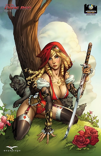 Zenescope Entertainment Brings Exclusives, Animated Pilot To Wizard World Sacramento Comic Con