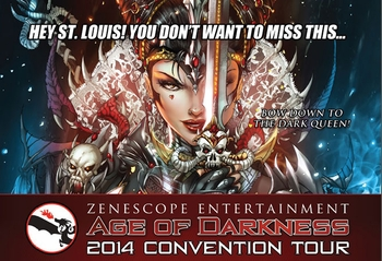 Zenescope Entertainment Brings Exclusives, Animated Pilot To Wizard World St. Louis Comic Con