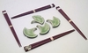 ginko leaf chopstick rests (4)