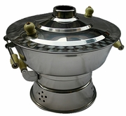 hot pot: stainless steel