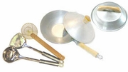 Mini Wok 5 Piece Set for Small Portions