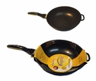 Quintuple marble coated non-stick wok pan by Kopan (Evermore)