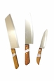 Set of three of our most popular Kiwi knives(Point)