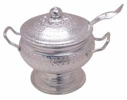 thai rice server/tureen