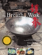 The Breath of a Wok by Grace Young (Signed Copy)