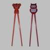 Tiger & Owl (one pair)