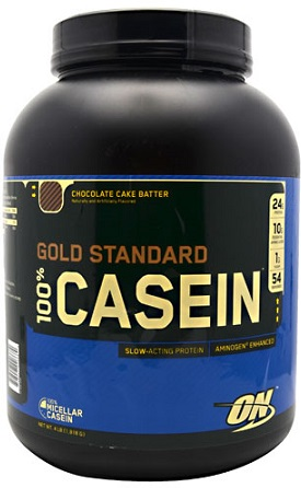 100 Casein Protein 4lb by Optimum Nutrition
