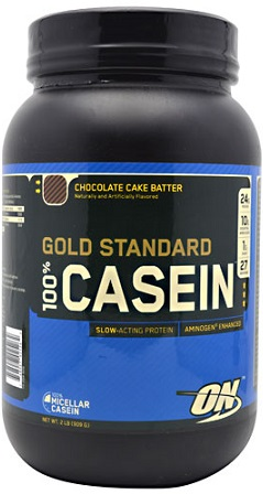 100 Casein Protein Powder 2lb Optimum Nutrition