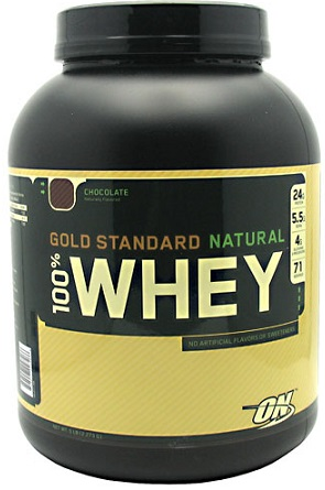 100 Natural Whey 5lb Optimum Nutrition