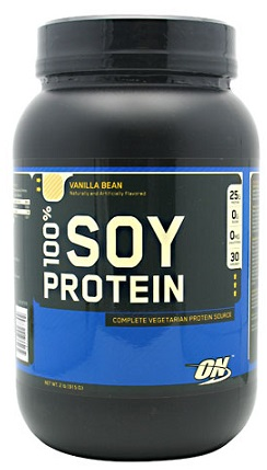 100 Soy Protein 2lb Optimum Nutrition