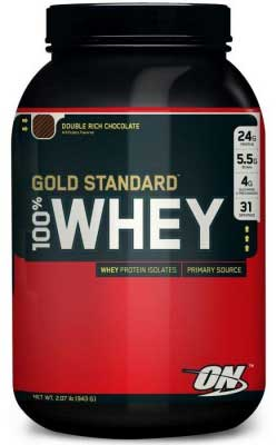 100 Whey Gold Standard 2lb by Optimum Nutrition