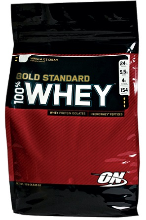 100 Whey Protein 10lb by Optimum Nutrition