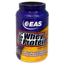 100 Whey Protein 2lb by EAS