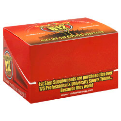 1st Step for Energy Maximum Energy B12 Shot Box Of 12