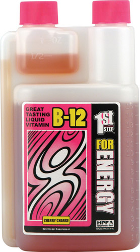 1st Step Liquid Vitamin B 12 by High Performance Fitness