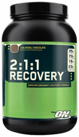 211 Recovery 373lb by Optimum Nutrition