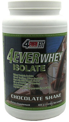 4Ever Whey Isolate 18lb by 4EverFit