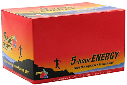 5 Hour Energy 12ct by Living Essentials