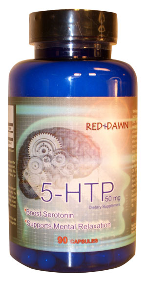 5 HTP by Red Dawn 60ct