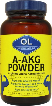 A AKG Powder 90 Grams by Olympian Labs