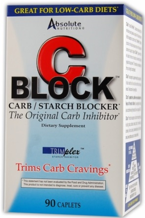 C-Block 90ct Absolute Nutrition