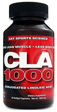 CLA 1000 Conjugated Linoleic Acid 90ct AST