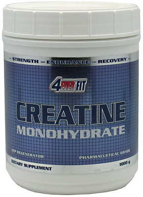 Creatine 1000 Grams by 4Ever Fit