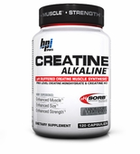 Creatine Alkaline 120ct by BPI