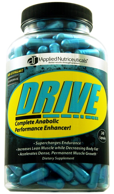 Drive Overdrive 240ct by Applied Nutriceuticals