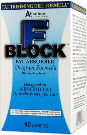 Fat Block (Absolute Nutrition) 90 Capsules