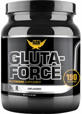 Gluta-Force 500 grams American BodyBuilding American Body Building