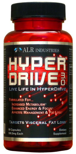 Hyperdrive 3.0+ NEW FORMULA! ALR Industries