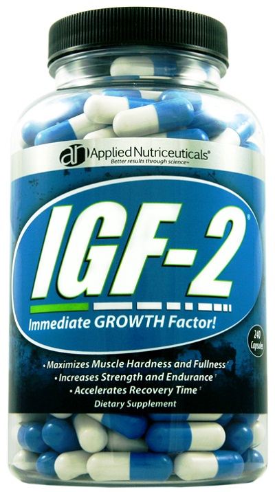 IGF-2 by Applied Nutriceuticals 240ct