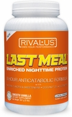 Last Meal Vanilla 30 Servings by Rivalus