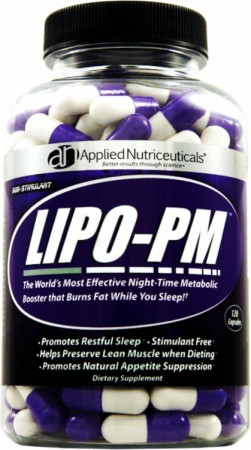 Lipo-PM 120ct Applied Nutraceuticals