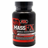 Mass FX Black by Athletic Xtreme