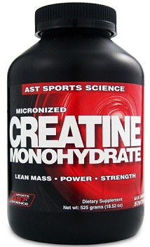 Micronized Creatine 525gr AST Cheap