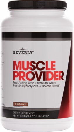 Muscle Provider 30 serv Berverly International